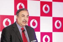 A file photo of Vodafone India managing director and chief executive Sunil Sood. Photo: Reuters