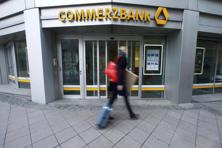 Commerzbank AG results helped European equities rebound from the lowest level since 2013. Photo: Reuters