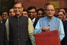 Jaitley has done well to stick to the agreed fiscal path in the interests of credibility. Photo: Pradeep Gaur/Mint