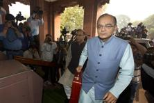 Arun Jaitley, finance minister. Photo: AP
