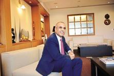 Bharti Enterprises  chairman Sunil Mittal has proposed to develop Suraj Kund as India's first vertical smart city. Photo: Pradeep Gaur/Mint