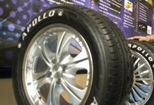 Apollo Tyres is doubling the capacity of its Chennai plant to 12,000 truck and bus radials (TBR) a day from 6,000 earlier. Photo: Mint
