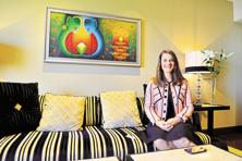 Melinda Gates, co-chair of the Bill & Melinda Gates Foundation. Photo: Priyanka Parashar/Mint
