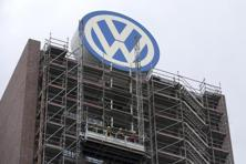 Volkswagen headquarters in Wolfsburg, Germany. Photo: Reuters
