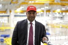 AirAsia Group is very bullish about India, Fernandes said, irrespective of the country's 5/20 rule. Photo: Bloomberg