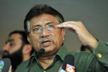Lawyers of former president Pervez Musharraf, who is facing multiple charges including treason and murder over the assassination of former prime minister Benazir Bhutto, have said he needs urgent spinal treatment not available in Pakistan. Photo: Reuters