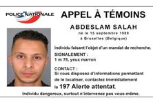A handout picture shows Belgian-born Abdeslam Salah seen on a call for witnesses notice released by the French Police Nationale information services on their twitter account in November 2015. Photo: Reuters