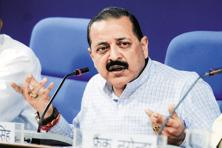 Jitendra Singh says both the parties (BJP and PDP) will work on the agenda of development. Photo: Hindustan Times