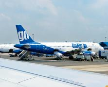 GoAir is expected to post a net profit of around $20-25 million in the year ending 31 March, says aviation consulting firm Capa India. Photo: Ramesh Pathania/Mint