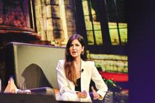 Katrina Kaif. Photo: Aniruddha Chowdhury/Mint