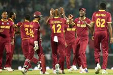The West Indian T20 unit is awe-inspiring, muscular if occasionally one-dimensional batting—why run when I can hit boundaries?—married to a wonderful amalgam of pace and spin, and an athleticism that comes naturally but that has also been honed by hours of practice.  Photo: AFP