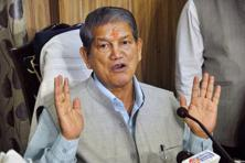 Harish Rawat. Photo: PTI
