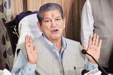 Harish Rawat, former chief minister of Uttarakhand. Photo: PTI
