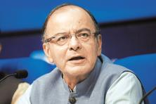 Union finance minister Arun Jaitley. The 14th Finance Commission in 2015 recommended greater devolution of funds to state governments. Photo: Hindustan Times