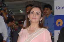Nita Ambani. Photo: Hemant Mishra/Mint