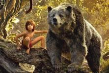 A still from Jon Favreau's The Jungle Book.