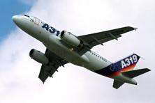 A file photo of Airbus A319. Photo: Reuters