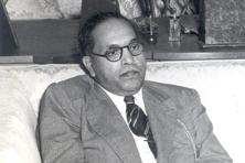 A file photo of BR Ambedkar. Photo: HT