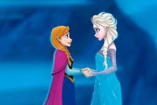 The Frozen script was revised.