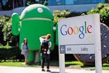 Google doesn't disclose Android's contribution to its $67.4 billion annual advertising revenues. Bloomberg