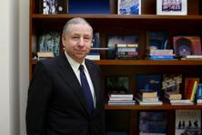 Jean Todt. Photo: Ramesh Pathania/Mint