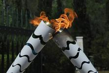Brazilian organizers will receive the flame in a handover at the Panathenian stadium on 27 April  in Athens, site of the first modern Olympics, and will start their relay on 3 May in the capital Brasilia, ending in Rio on the day of the opening ceremony. Photo: Reuters