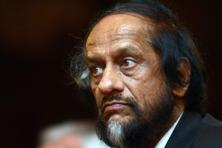 A file photo environmentalist R.K. Pachauri. Photo: Bloomberg