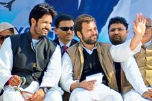 The Congress party has been declaring war but not doing a thing. Photo: Kulbir Beera/Hindustan Times