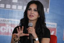 For Sunny Leone, taking on the writing assignment was 'a great way to branch out in a different market'.  Photo: Hindustan Times