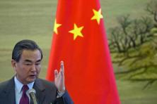 A file photo of Chinese foreign minister Wang Yi, who said that reform of global financial system is key to protect the interest of developing countries. Photo: AP