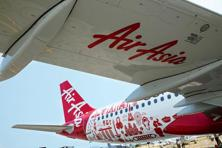 AirAsia, the region's biggest discount carrier, began domestic Indian flights in June 2014. Photo: Bloomberg