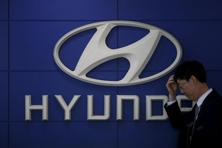 Hyundai Motor, the world's fifth-biggest automaker together with affiliate Kia Motors, reported on Tuesday a 12% drop in first-quarter net profit to $1.47 billion. Photo: Reuters