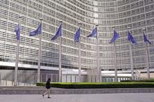 A file photo of the European Commission building in Brussels. Photo: Bloomberg