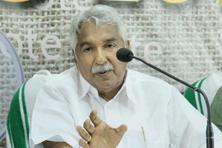 File photo of Kerala chief minister Oommen Chandy. He urges opposition leader V. S. Achuthanandan to withdraw his 'false statement' or face legal action. Photo: PTI