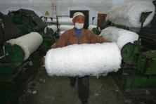 China is the world's largest consumer of cotton and second-biggest producer. Reuters