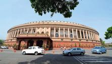 A file photo of Parliament. Photo: AFP
