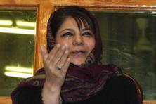 Jammu and Kashmir chief minister Mehbooba Mufti on Thursday ordered to fast track the creation of additional infrastructure at the trading points along the LoC. Photo: HT