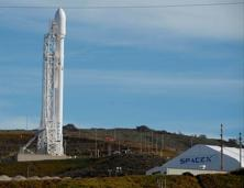 SpaceX said it will provide details of its Mars program at the International Astronautical Congress in September. Photo: Reuters