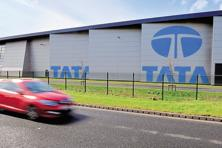 The pair of devices symbolize how the 148-year-old conglomerate is trying to place innovation at the heart of a sprawling empire of 100-plus companies, including TCS and Tata Motors. Photo: AFP