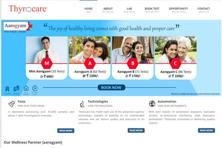Thyrocare received share applications worth <span class='WebRupee'>Rs.</span>23,190 crore across categories, according to data from stock exchanges.