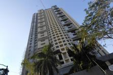 A file photo of the Adarsh building. Photo: Abhijit Bhatlekar/ Mint