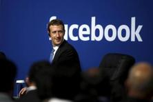 Facebook will now have three times as many shares, each worth a third as much as a share is worth now. Photo: Reuters