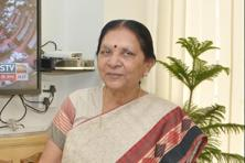 A file photo of Gujarat chief minister Anandiben Patel. The reservation limit of 50% set by the Supreme Court will be breached with this decision. Photo: Mint