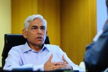 Vinod Rai, head of the Banks Board Bureau. Photo: Pradeep Gaur/Mint
