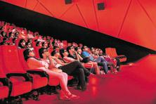 The multiplex space has seen significant consolidation over the past few years. Photo: Reuters