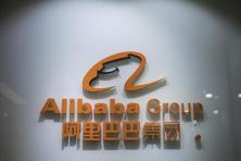 Alibaba revenue rose to 24.2 billion yuan ($3.7 billion) in the quarter ended 31 March from 17.4 billion yuan a year earlier. Photo: Bloomberg