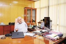 Telecom Regulatory Authority of India chairman R.S. Sharma says the regulator is trying to strike a balance between the interests of various stakeholders, especially consumers. Photo: Ramesh Pathania/Mint