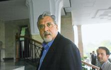 A file photo of UB Group chairman Vijay Mallya. Photo: Hindustan Times