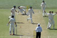 On Thursday, Cricket Australia chief executive James Sutherland confirmed that the BCCI was looking beyond the Test match against New Zealand, proposing another day-night match against Australia when they tour India early next year.  Photo: AFP