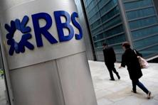 RBS has spent nearly eight years cutting down costs and reorganizing following a bailout by the UK government in the aftermath of the 2008 global financial crisis. Photo: AFP